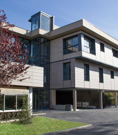 Conception et réalisation d'immeuble de bureaux